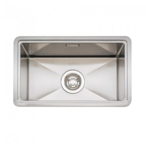 Caple Zona 100 Stainless Steel Inset or Undermount Sink